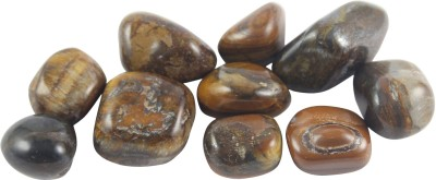 Target retail TRES2791 Regular Oval Marble Stone(Brown 100 g)