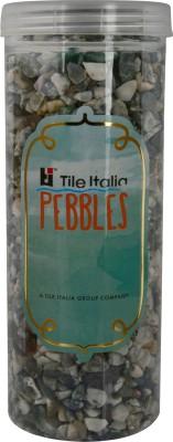 Tile Italia Pebbles Zebra Polished Chips Polished Angular Granite Stone