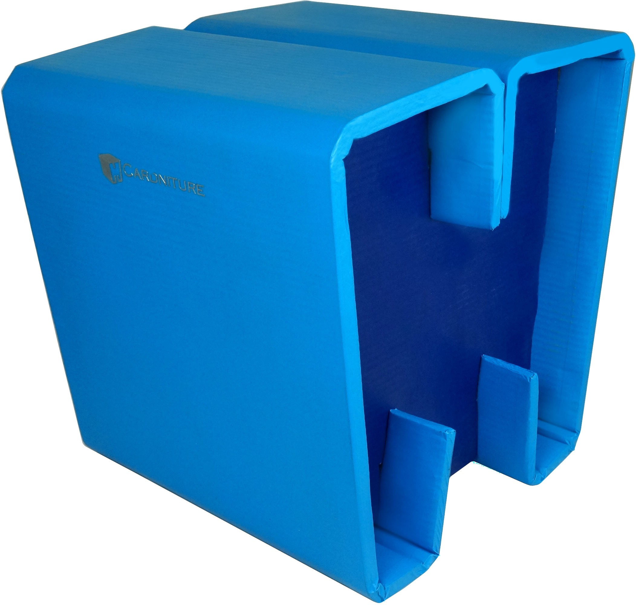 View Cardniture ZING Living & Bedroom Stool(Blue) Furniture (Cardniture)