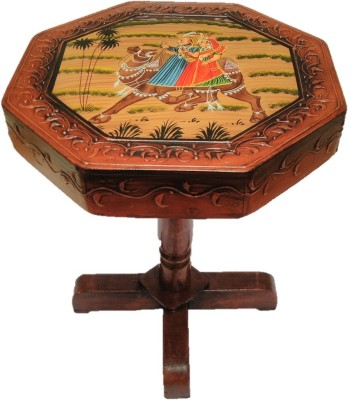 JaipurCrafts Royal Rajasthan Haritage Outdoor & Cafeteria Stool