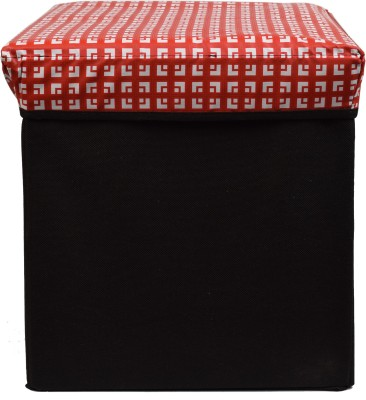 Enfin Homes Stool(Orange)