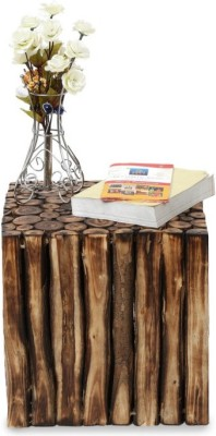Onlineshoppee Living & Bedroom Stool(Brown)