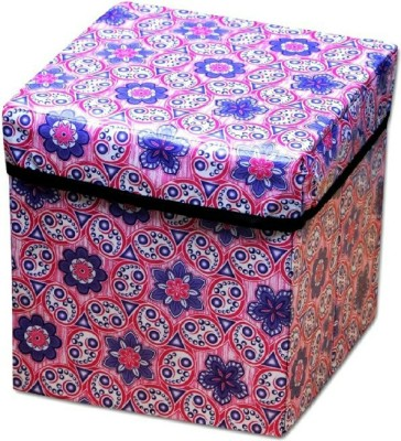 The Intellect Bazaar Stool(Purple)