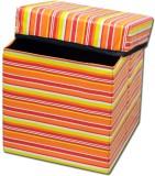 Shiv Fabs Living & Bedroom Stool (Multic...