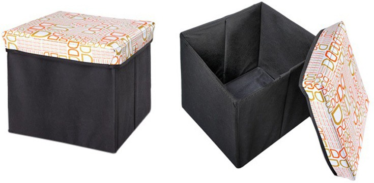 BLESSED Storage Foldable Stool