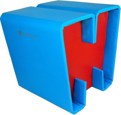 Cardniture ZING Living & Bedroom Stool(Blue, Red)