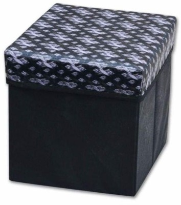 Palakz Printed Foldable Storage Stool