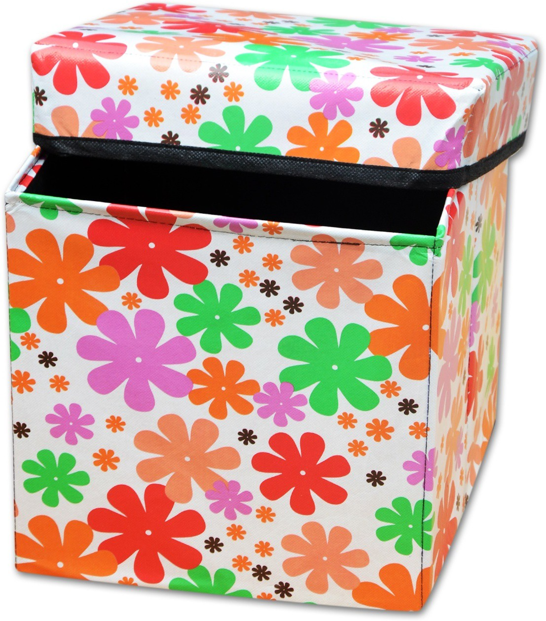 View Shiv Fabs Living & Bedroom Stool(Multicolor) Furniture (Shiv Fabs)