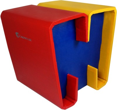 Cardniture ZING Living & Bedroom Stool(Red, Blue, Yellow)
