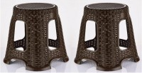 Sukhson India Stool(Brown)