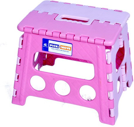 View CSM Living & Bedroom Stool(Pink) Price Online(CSM)