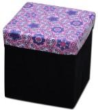 The Intellect Bazaar Stool (Multicolor)