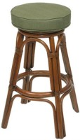 Amour Living & Bedroom Stool(Brown)