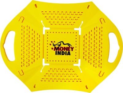 DIZIONARIO Plastic Folding Roti Tableware for Lunch & Dinner Storage Basket