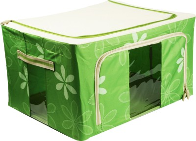 Uberlyfe Foldable Cloth Storage Basket(Pack of 1)