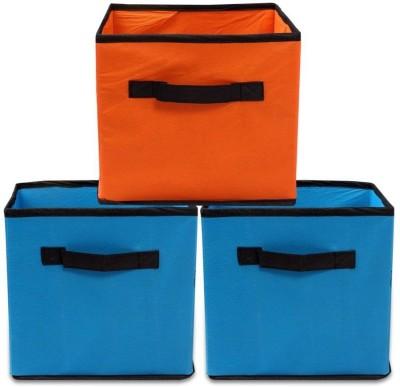 Yellow Weaves Storage Basket