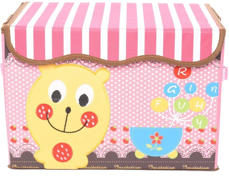 Baby Bucket Storage Basket(Pack of 1)