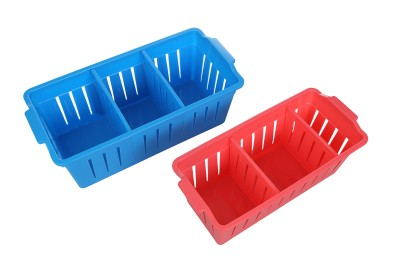 CSM Set of 2 Multipurpose Storage Basket- Medium/Big Storage Basket