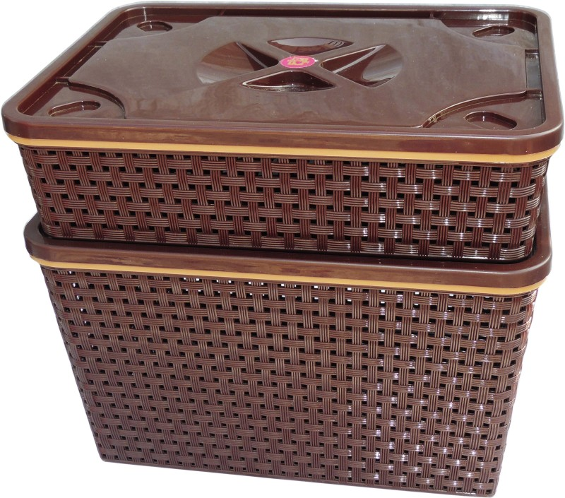 Bagathon India Storage Basket(Pack of 1)