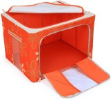 PackNBUY Small Foldable 2 Fabric Storage...