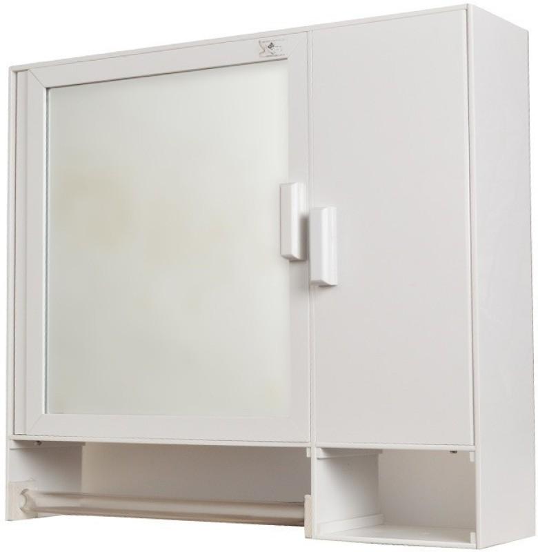 WINACO New Mini Paragon Bathroom Cabinet Storage Box(White)