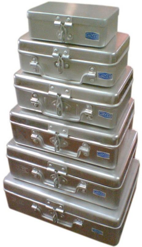 Jayco AB 5 pcs Storage Box(Silver)