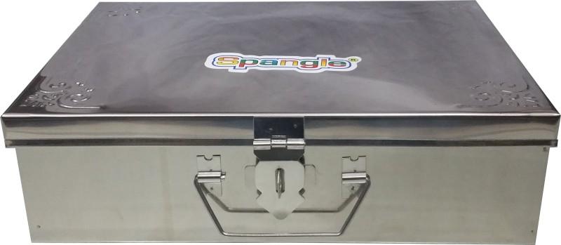 Spangle STRORAGE BOX 4No. Storage Box(Steel)