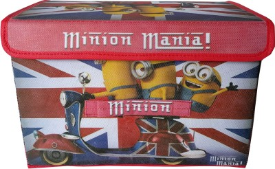 Arow RED MINION DESIGN BIG Storage Box