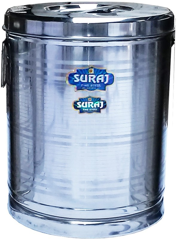 Suraj 7 35 L Drum(Steel, Pack of 1)