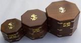 Kartique Jewelery Organizers (Brown)