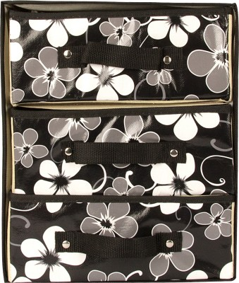 Home Belle Cosmetic & Make-up Organizers(Black)