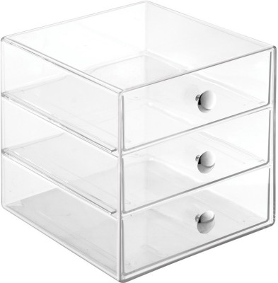 Delite Cosmetic & Make-up Organizers(Clear)