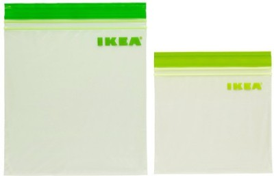 IKEA Plastic Storage Pouch(Pack of 60)