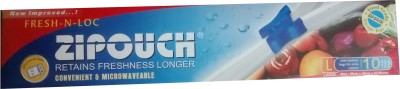 Zipouch Press N Seal Plastic Storage Pouch