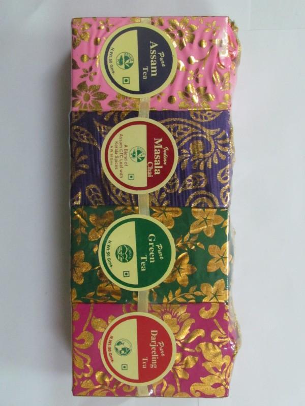 Florikiran Cotton Storage Pouch(Pack of 4)