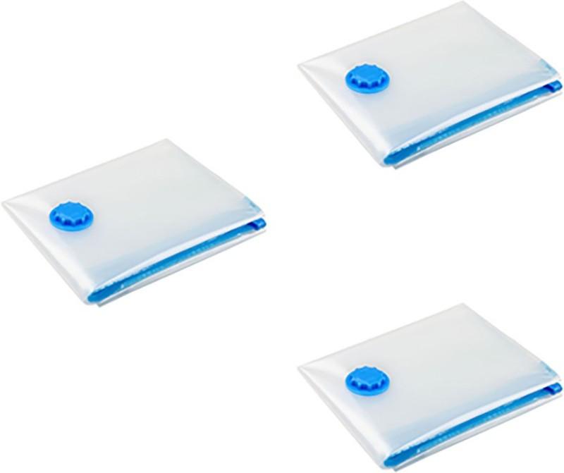 Artek Web 60x80 Cms Miscellaneous Storage Vaccum Bags(Pack of 3)