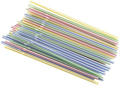 Blossoms Bendable Drinking Straw