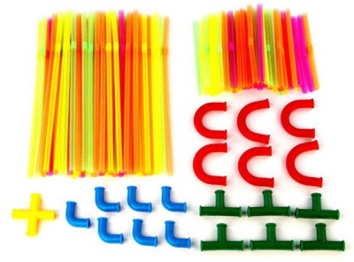 Divinext Connectable Drinking Straw