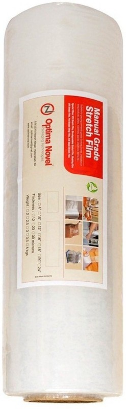 optimanovel 50 cm 1312 ft Hand Grade Stretch film(0.9 mil)