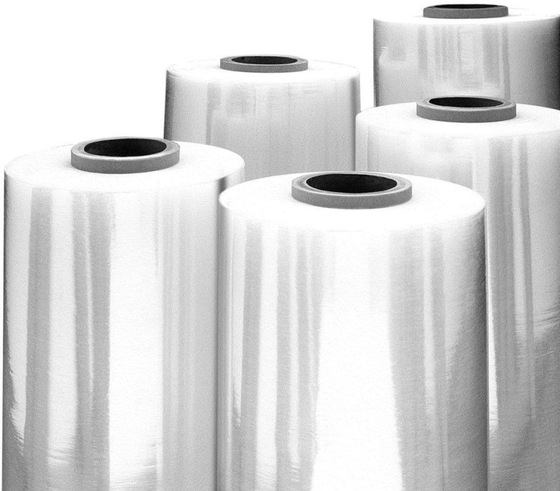 Superdeals 10 cm 500 ft Hand Stretch Film(1 mil)