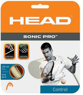 Head Sonic Pro 1.25 mm Tennis String - 12 m