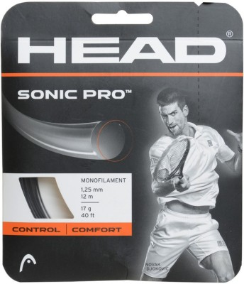 Head Sonic Pro 17L Tennis String - 12 m