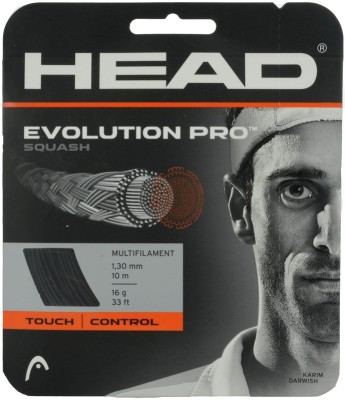 Head Evolution Pro 16 Squash String - 10 m
