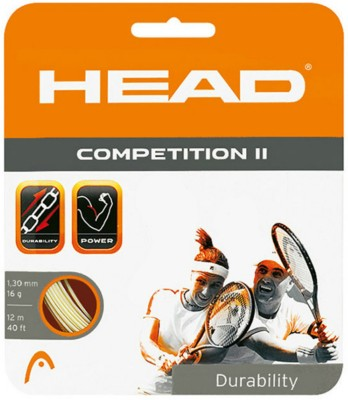 Head Competition II 1.30 mm Tennis String - 12 m
