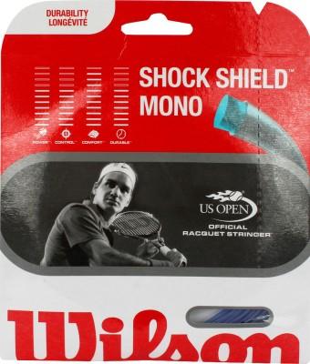 Wilson Shock Shield Mono 17G 1.25 mm Tennis String - 12.2 m