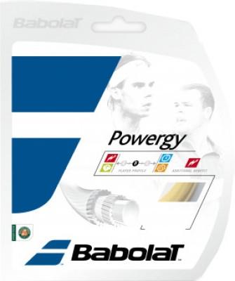 Babolat Powergy 1.30 mm Tennis String - 40 feet