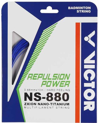 Victor NS-880 Zti-F 0.68 mm Badminton String - 10 m