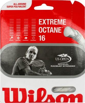 Wilson Extreme Octane 16 1.30 mm Tennis String - 12.2 m