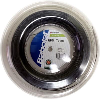 Babolat RPM Team 1.30 mm Tennis String - 200 m
