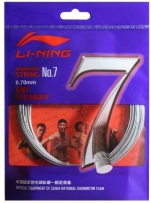 Li-Ning Li Ning No 7 0.70MM Badminton String - 10 m